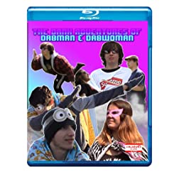 The dank adventures of Dabman and Dabwoman [Blu-ray]