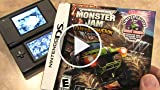 Classic Game Room - MONSTER JAM For DS With GRAVE...