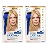Clairol Nice 'n Easy Root Touch-Up 9a Matches Light Ash Blonde Shades 1 Kit, (Pack of 2) (PACKAGING MAY VARY) (Color: 9A Light Ash Blonde, Tamaño: 2 Count)