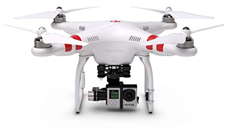 DJI PHANTOM 2 + GIMBAL ZENMUSE H4-3D (para HERO4, dron, cuadricóptero, v2.0)