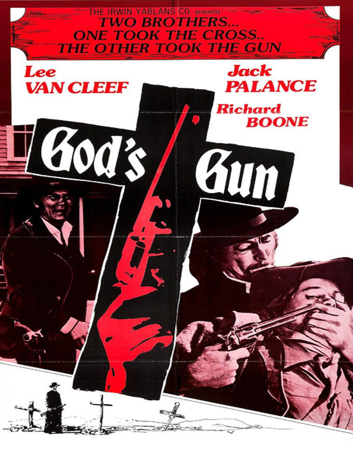 God's Gun on Amazon Prime Instant Video UK