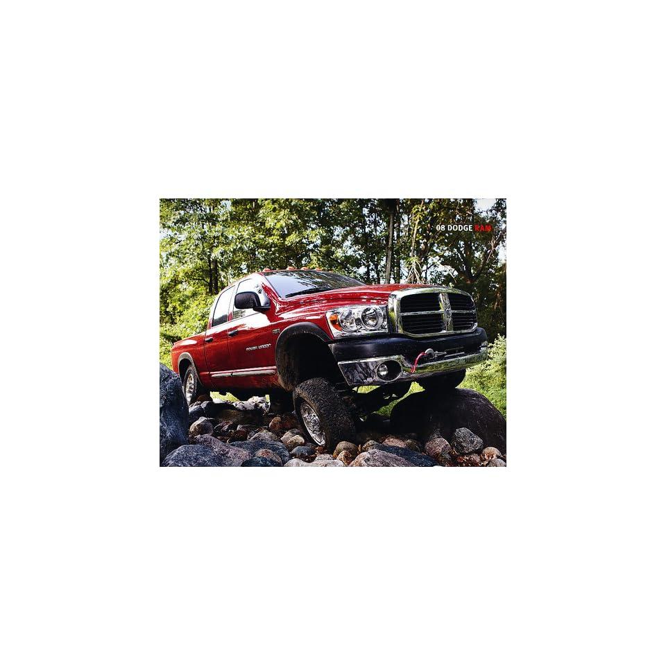 2008 Dodge Ram Pickup Truck Sales Brochure
