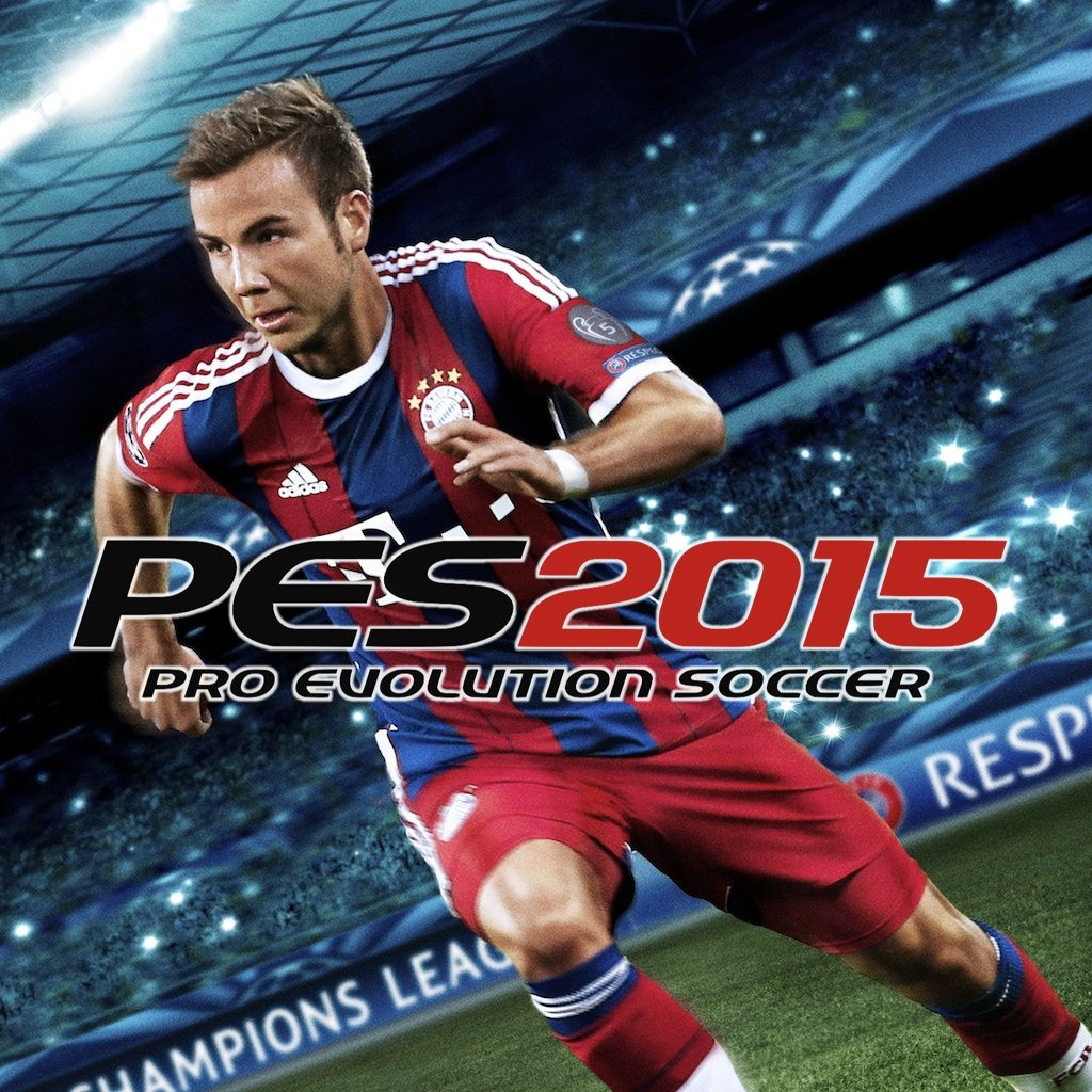 Pro Evolution Soccer 2015 - PS4 [Digital Code]