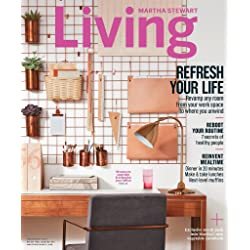2-Year (20 issues) of Martha Stewart Living Magazine Subscription
