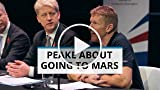Astronaut Tim Peake: Not Sure If We Should Aim for...