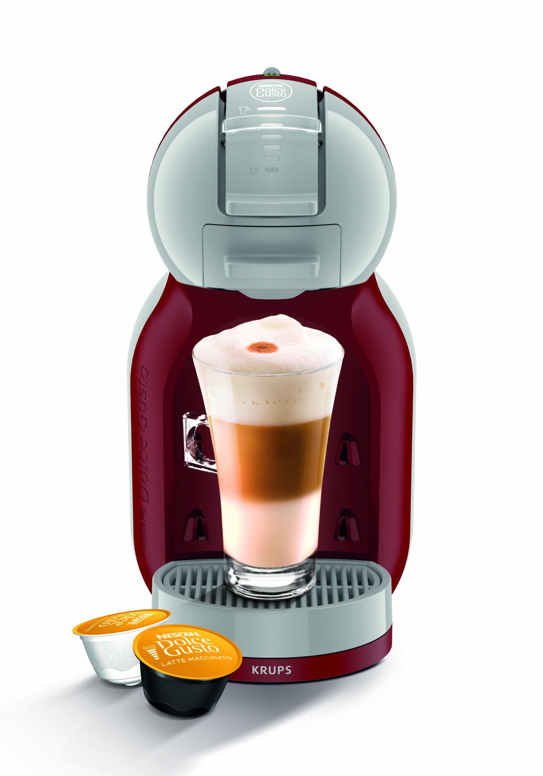 nescafe dolce gusto mini me automatic coffee machine grey. Black Bedroom Furniture Sets. Home Design Ideas
