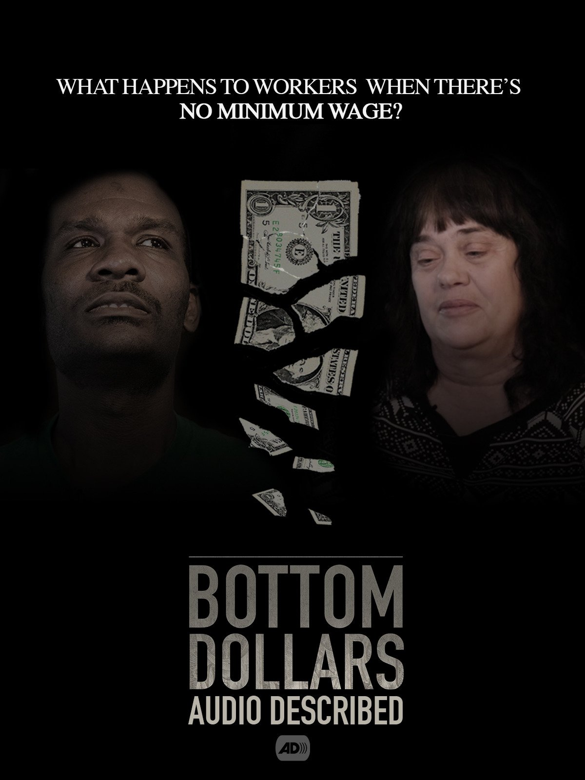 Bottom Dollars Audio Described