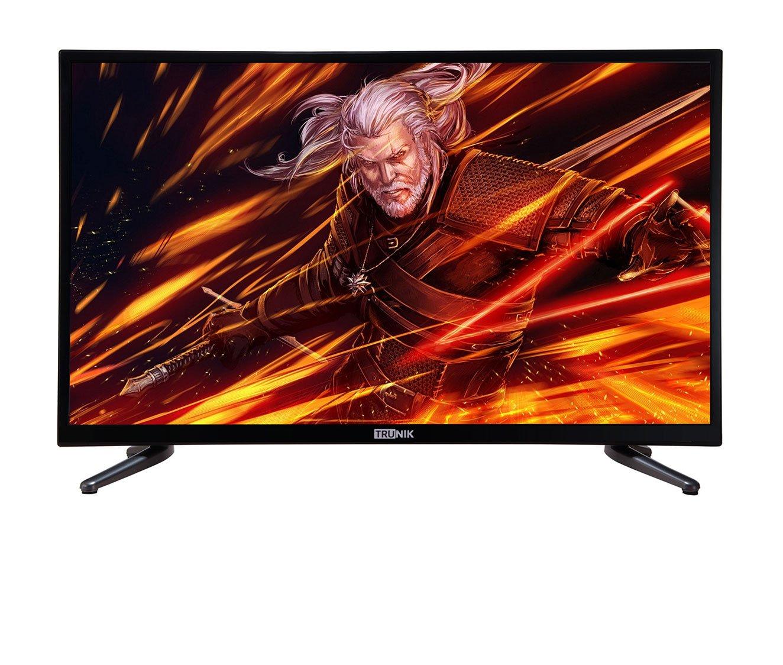 Trunik 32TP7001 80 cm (32 inches) HD Ready LED IPS Smart TV (Black)