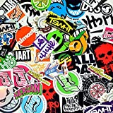 Skateboard Sticker Pack x10 PLUS 5x FREE STICKERS