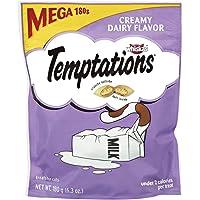 10-Pack Temptations Classic Cat Treats,6.3Oz