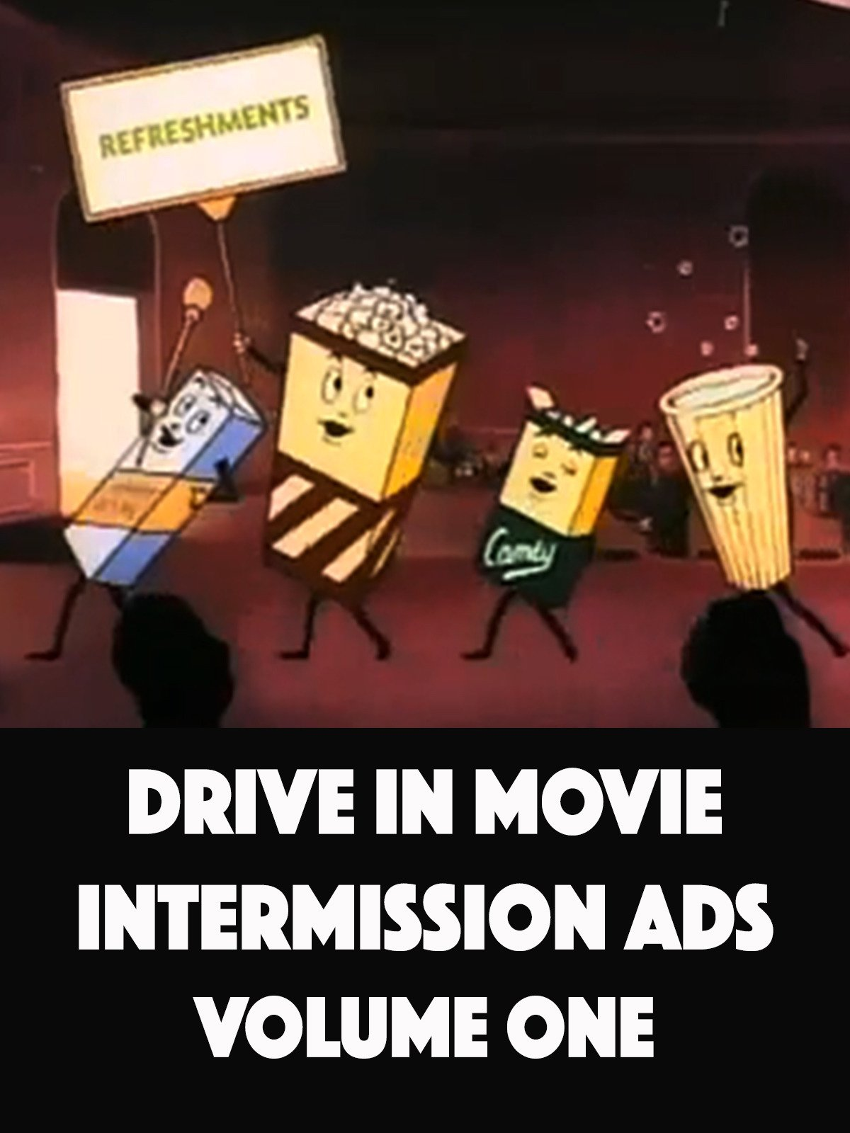 Drive In Movie Intermission Ads, Volume One on Amazon Prime Video UK