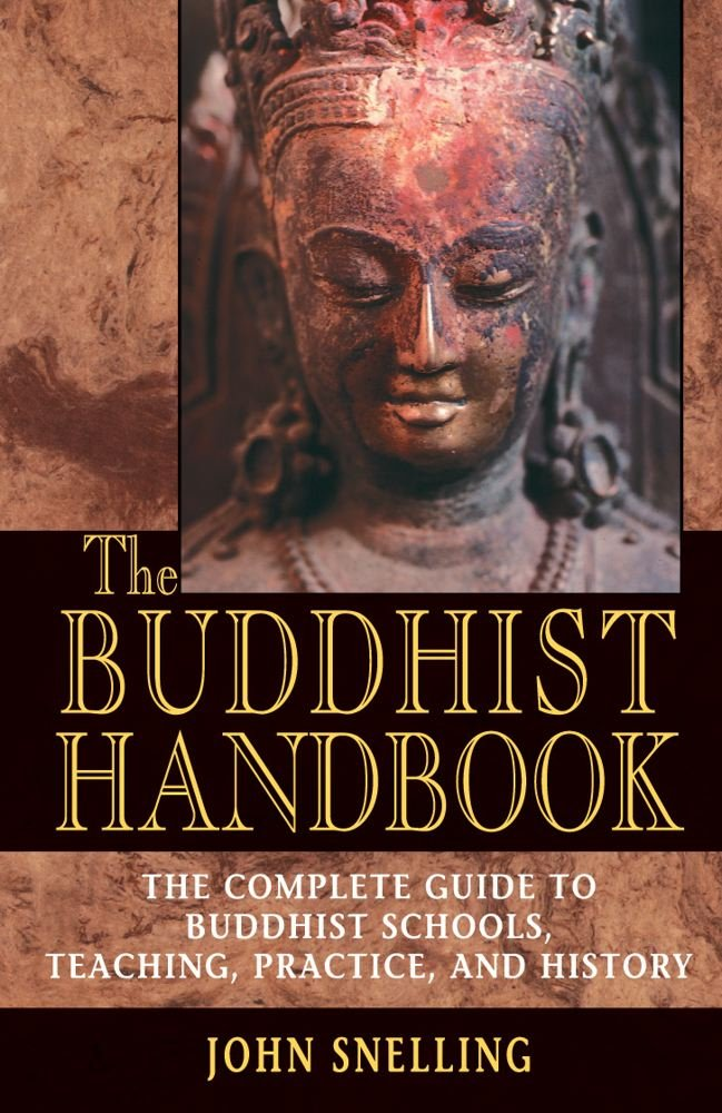 John Snelling, the Buddhist Handbook