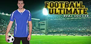 Ultimate Football Real Soccer by AbsoLogix Technologies Limited