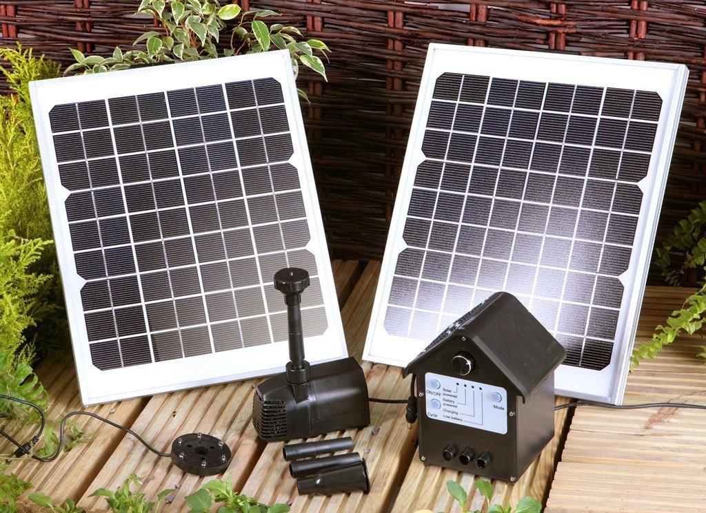 1550l/h SolarPumpe  GartenKundenbewertung:
