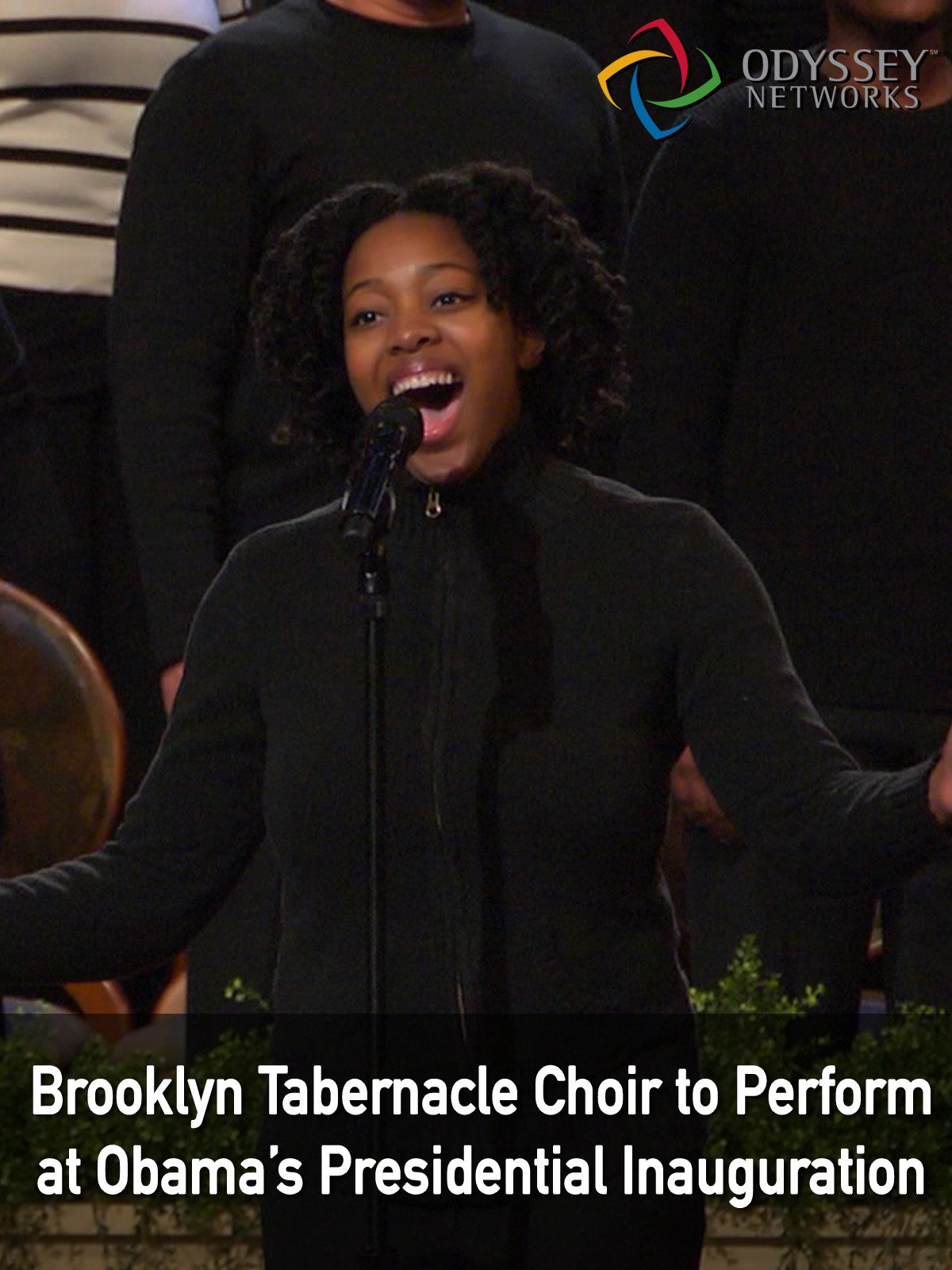 Clip: Brooklyn Tabernacle Choir to Perform at Obama's Presidential Inauguration