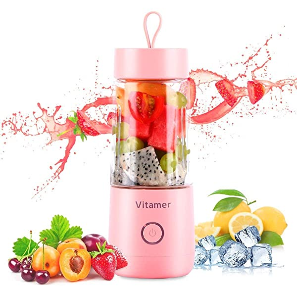 Portable Blender Personal Blender For Shakes And Smoothies Mini