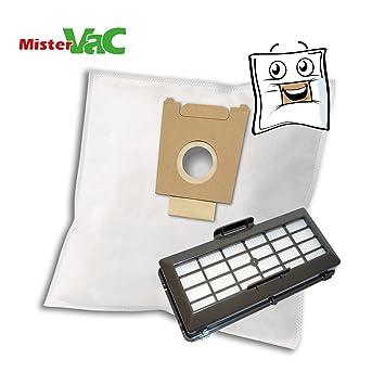 Staubsaugerbeutel Vlies für Einhell INOX 1250//1 1450 W Quattro 31 INOX 1400