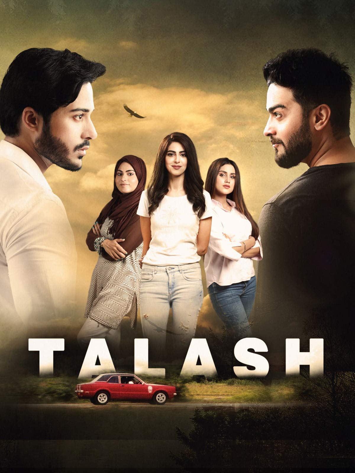 Talash on Amazon Prime Video UK