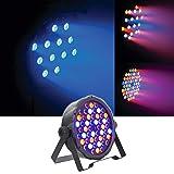 FARENHEIT FHB-154 LED RGBWY DMX Compact PAR Can Wash Light Effect Fixture