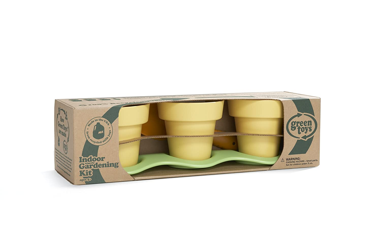 Green toys indoor gardening kit new free shipping ebay for Indoor gardening kit