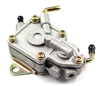 Yamaha Rhino Fuel Pump Diagram xa New Fuel Pump For Yamaha