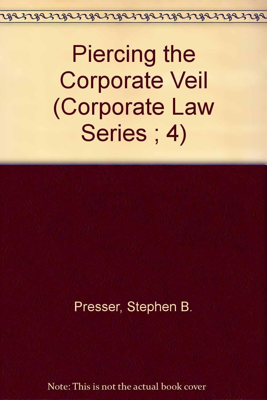 piercing the corporate veil Behind the shield: piercing the corporate veil ann groninger, patterson harkavy llp, charlotte, nc paige kurtz, sprouse & kurtz pllc, raleigh, nc.