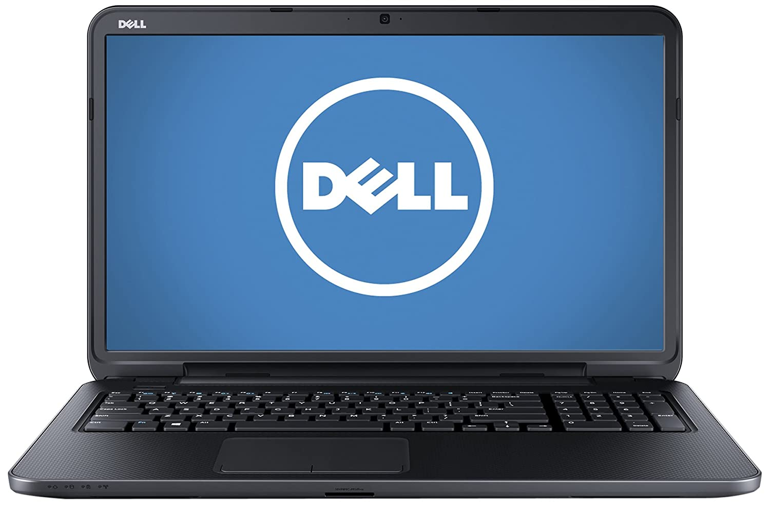 Dell Inspiron i17RV-8183BLK 17.3-Inch Laptop