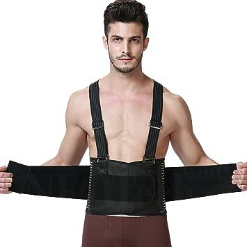 o ceinture lombaire homme pour le le soutien du dos. Black Bedroom Furniture Sets. Home Design Ideas