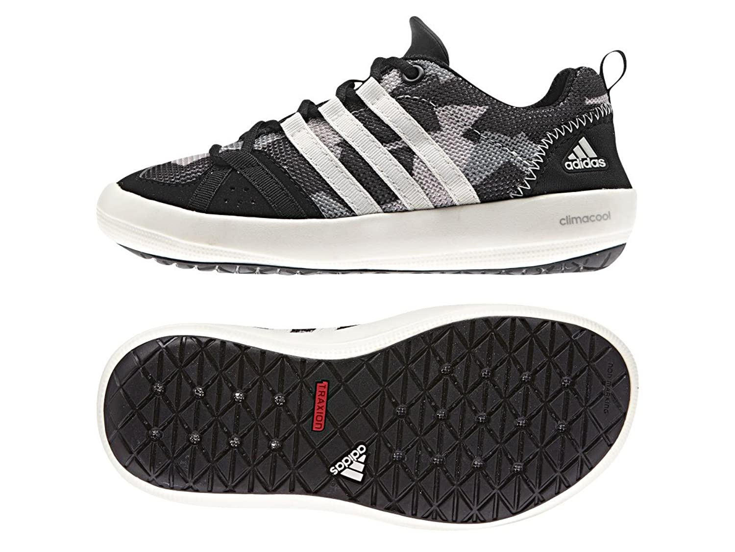 Adidas Kids' ClimaCool Boat Lace Shoes