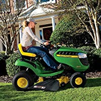 D105 42 in. 17.5 HP Automatic Front-Engine Riding Mower from John Deere