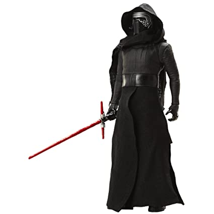 Star Wars : The Force Awakens – Kylo Ren – Figurine Géante 79 cm