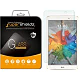 Supershieldz for LG G Pad X 8.0 Tempered Glass Screen Protector, Anti-Scratch, Bubble Free, Lifetime Replacement (Color: Tempered Glass)