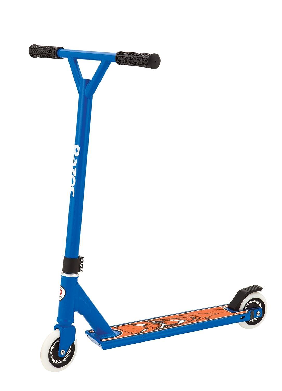 Amazon.com : Razor Pro El Dorado Scooter, Blue : Sports Kick Scooters