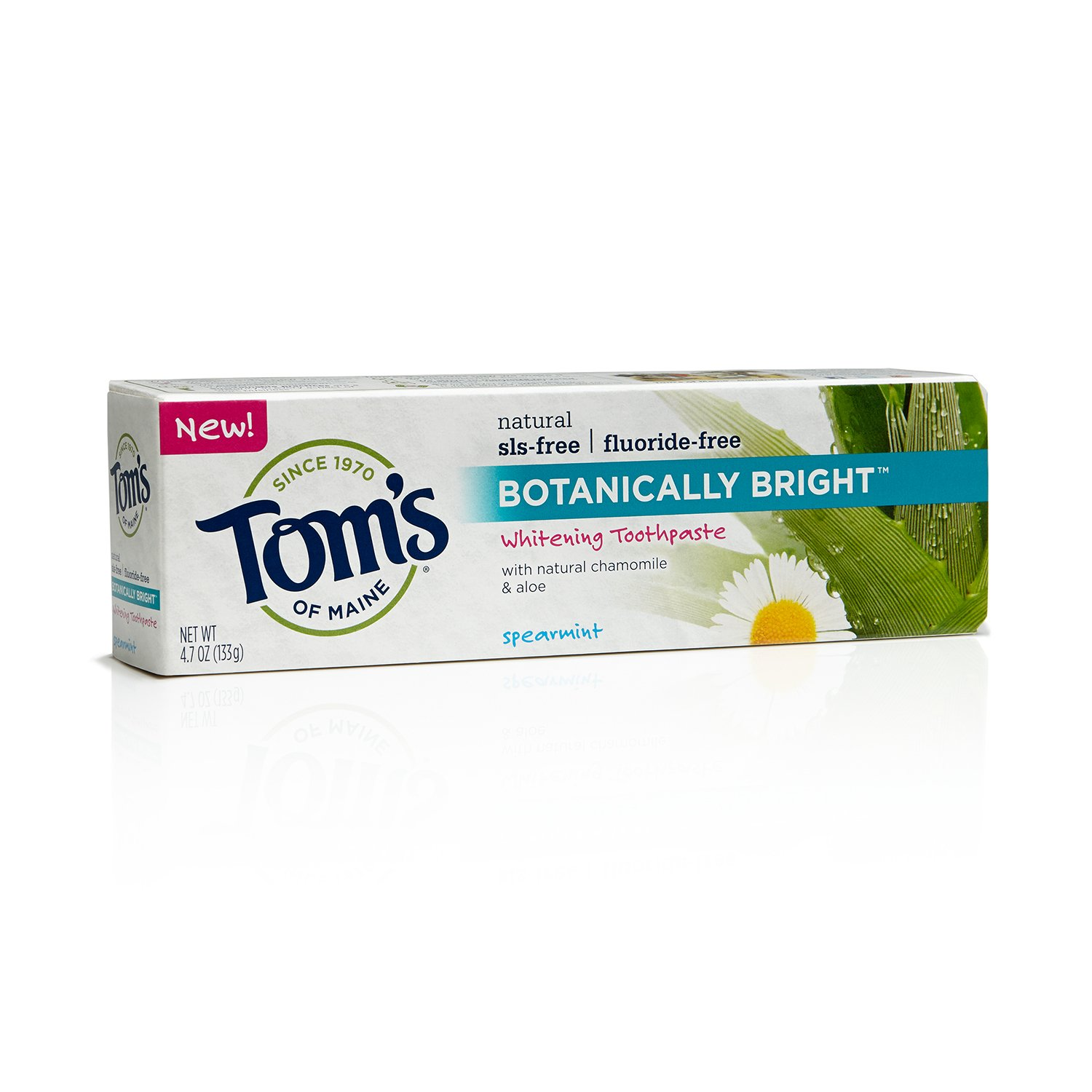 Good toothpaste to use with EC