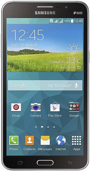 Samsung Galaxy Mega 2 SM-G750H (Brown Black)