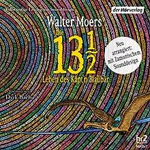 Die 13 ½ Leben des Käpt'n Blaubär (Zamonien 1) Hörbuch von Walter Moers Gesprochen von: Dirk Bach, Wolfgang Völz