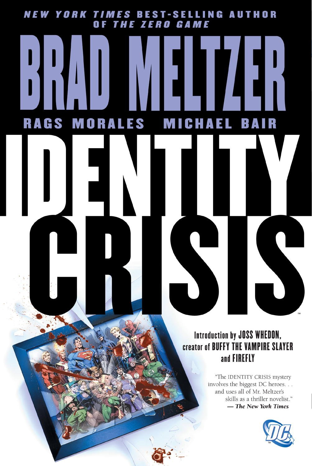 Hire Writers from Other Industries - Identity Crisis