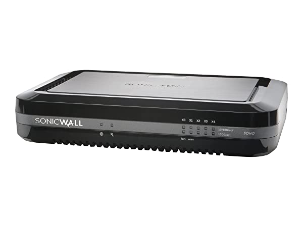 SonicWall 01-SSC-1352, SOHO Firewall Replacement with 1 Year CGSS