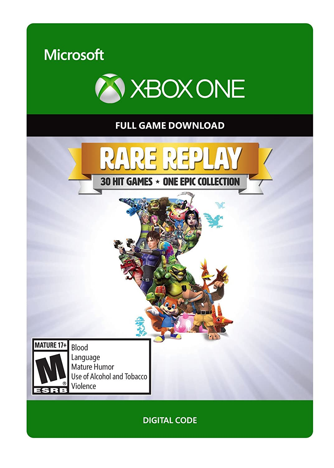 Rare Replay - Xbox One (Digital Code)