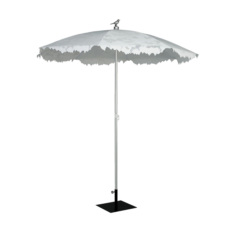 Shadylace Schattenspiel Sonnenschirm weiß ø 350 cm