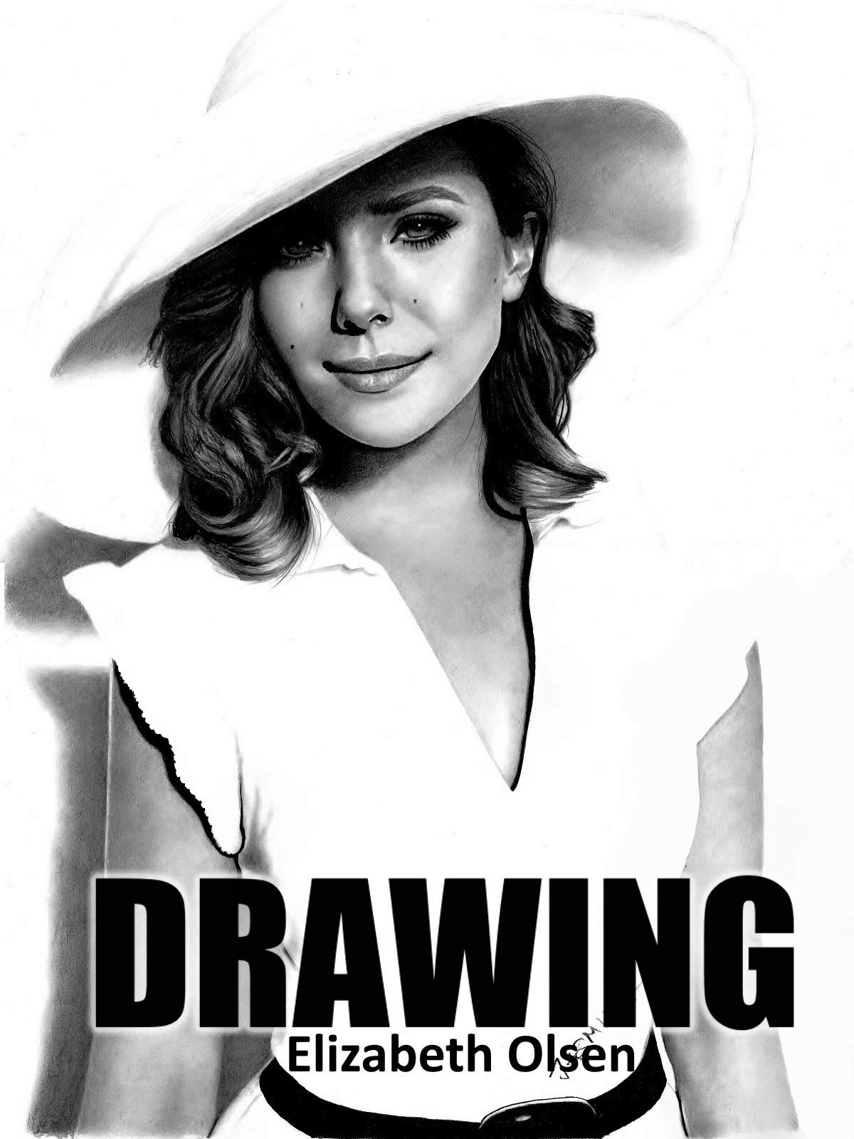 Clip: Drawing Elizabeth Olsen