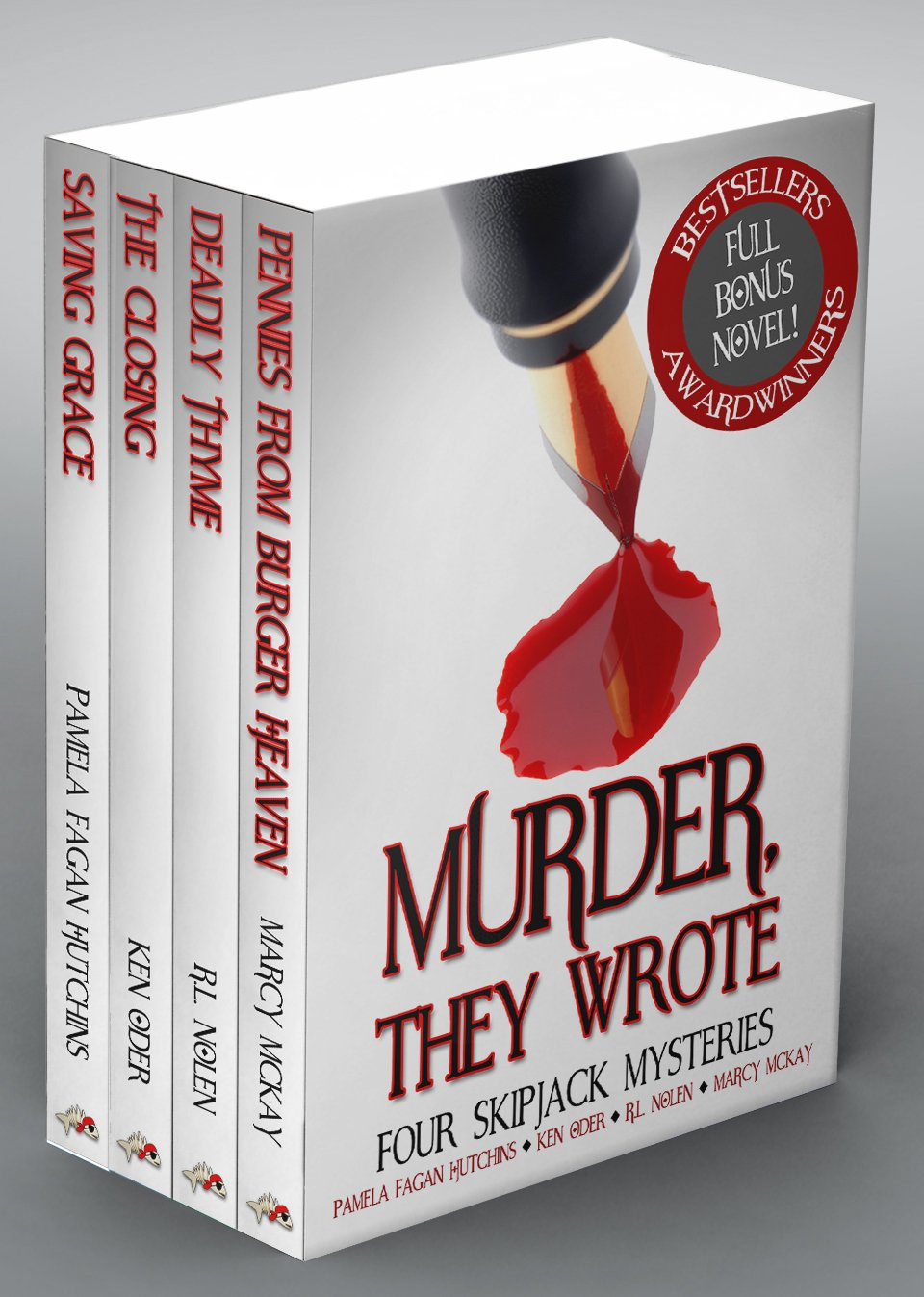 Free Mystery Box Set for Kindle