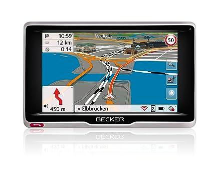 Becker Professional 5 GPS Eléments Dédiés à la Navigation Embarquée Europe Fixe, 16:9