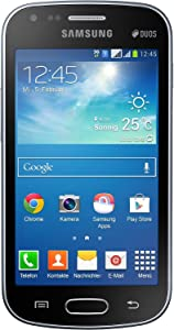 Samsung S7582 Galaxy S Duos 2 Schwarz  Kundenbewertung und weitere Informationen