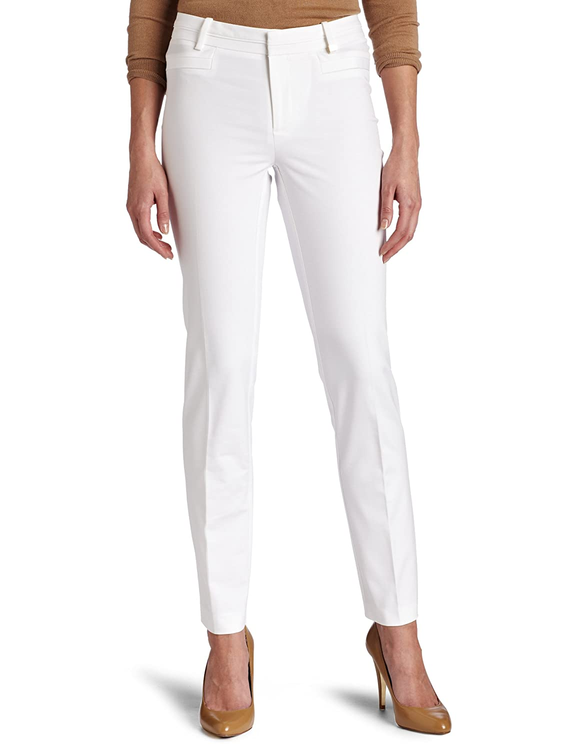 Trendy White Pants For Women