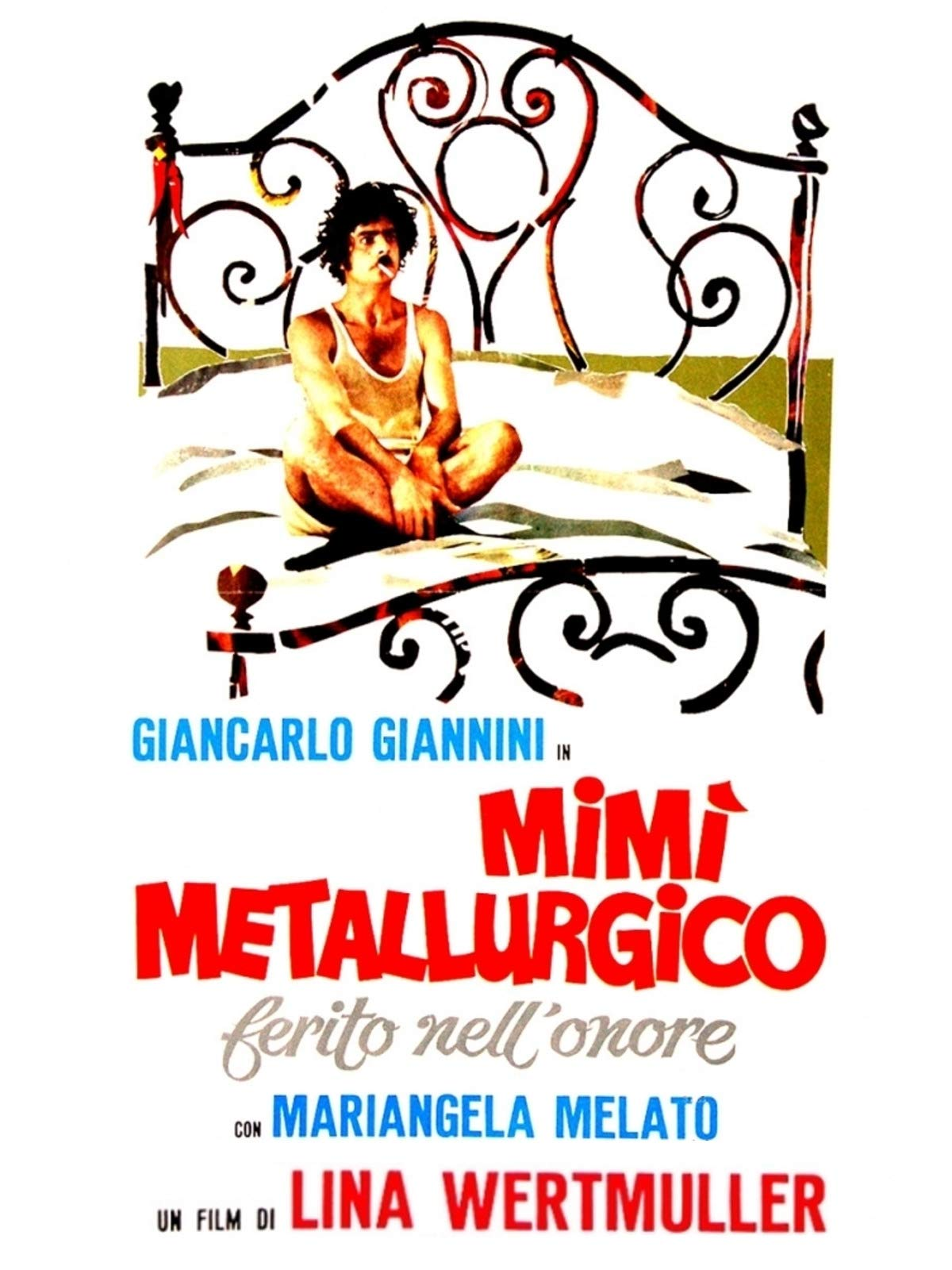 The Seduction of Mimì on Amazon Prime Video UK