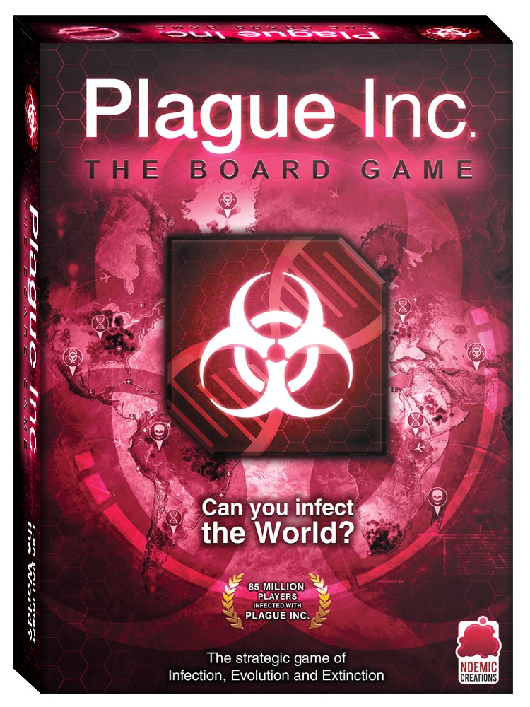Plague Board Game