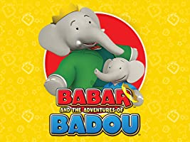 Babar and the Adventures of Badou Season 1 Vol. 1