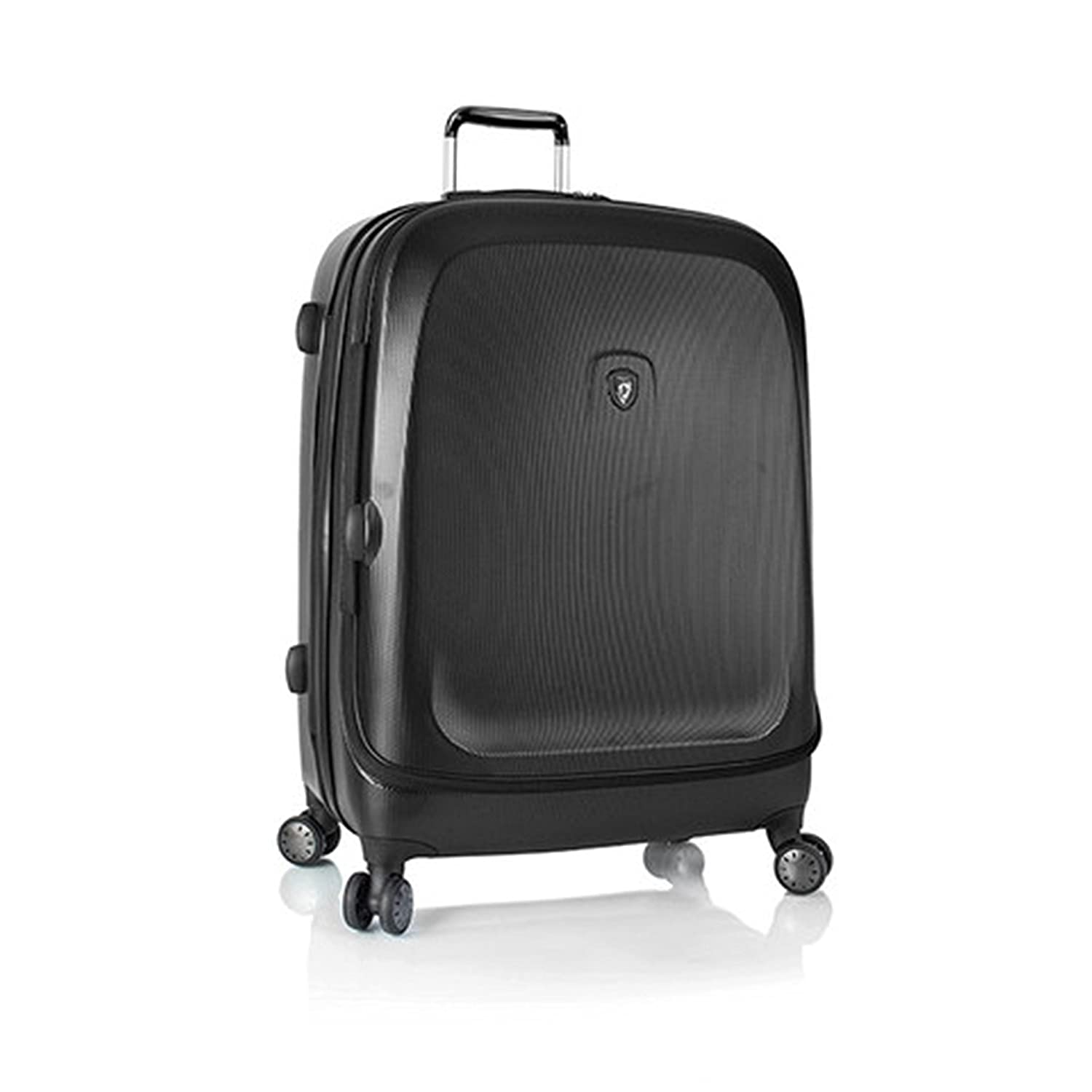 Heys - Crown Smart Gateway Schwarz Trolley mit 4 Rollen Gross