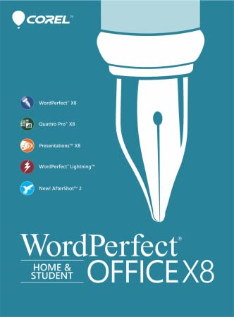 WordPerfect Office X8 Home & Student [Download]